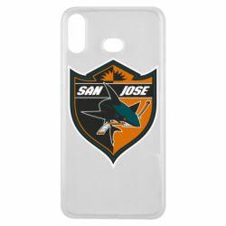 Чохол для Samsung A6s San Jose Sharks