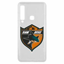 Чохол для Samsung A9 2018 San Jose Sharks