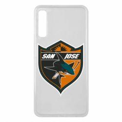 Чохол для Samsung A7 2018 San Jose Sharks