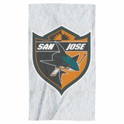 Рушник San Jose Sharks