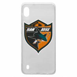 Чохол для Samsung A10 San Jose Sharks