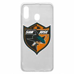 Чохол для Samsung A30 San Jose Sharks