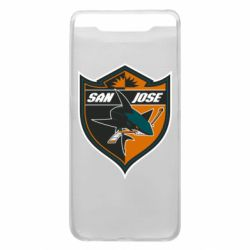 Чохол для Samsung A80 San Jose Sharks