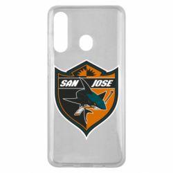 Чохол для Samsung M40 San Jose Sharks
