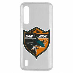 Чохол для Xiaomi Mi9 Lite San Jose Sharks