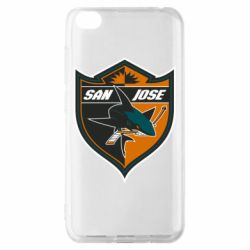 Чохол для Xiaomi Redmi Go San Jose Sharks