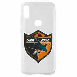 Чохол для Xiaomi Mi Play San Jose Sharks