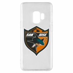 Чохол для Samsung S9 San Jose Sharks