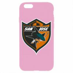 Чохол для iPhone 6/6S San Jose Sharks