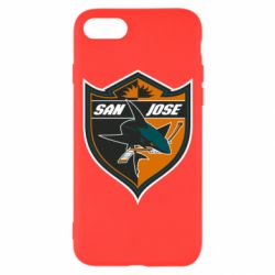 Чохол для iPhone 7 San Jose Sharks