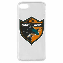 Чохол для iPhone 8 San Jose Sharks