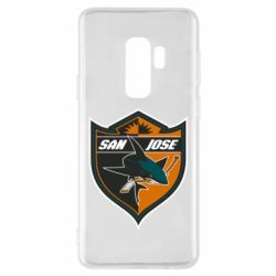 Чохол для Samsung S9+ San Jose Sharks
