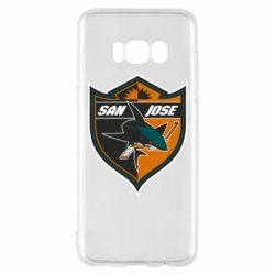 Чохол для Samsung S8 San Jose Sharks