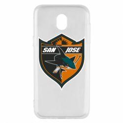 Чохол для Samsung J5 2017 San Jose Sharks
