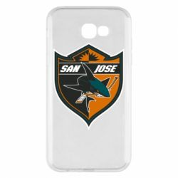Чохол для Samsung A7 2017 San Jose Sharks