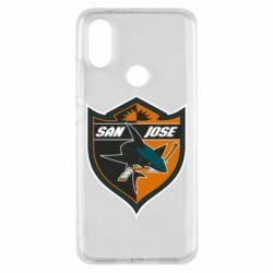 Чохол для Xiaomi Mi A2 San Jose Sharks