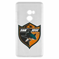 Чохол для Xiaomi Mi Mix 2 San Jose Sharks