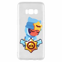 Чехол для Samsung S8 Sandy Sleepy skin
