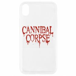 Чохол для iPhone XR Сannibal corpse