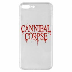 Чохол для iPhone 8 Plus Сannibal corpse