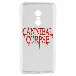 Чохол для Xiaomi Redmi Note 4 Сannibal corpse