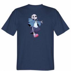 Чоловіча футболка Sans smile