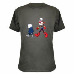 Камуфляжна футболка Sans walking