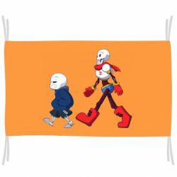 Прапор Sans walking