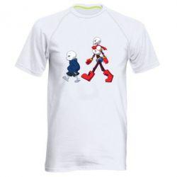 Чоловіча спортивна футболка Sans walking