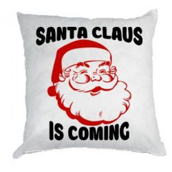 Купить Подушка Santa Claus is coming, FatLine