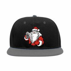 Снепбек Santa Claus with beer