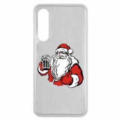 Чехол для Xiaomi Mi9 SE Santa Claus with beer