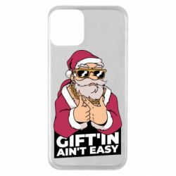 Чехол для iPhone 11 Santa gangster