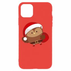 Чехол для iPhone 11 Santa Owl