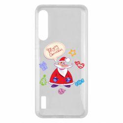 Чохол для Xiaomi Mi A3 Santa says merry christmas