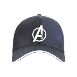 Кепка Сaptain Аmerica logo
