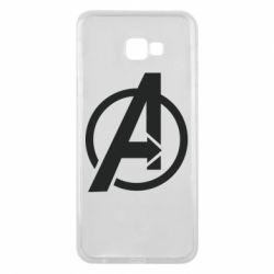 Чохол для Samsung J4 Plus 2018 Сaptain Аmerica logo