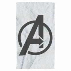 Рушник Сaptain Аmerica logo