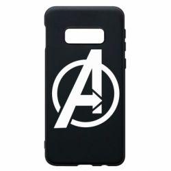 Чохол для Samsung S10e Сaptain Аmerica logo