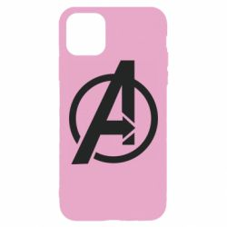 Чохол для iPhone 11 Pro Max Сaptain Аmerica logo