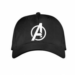 Дитяча кепка Сaptain Аmerica logo