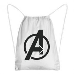 Рюкзак-мішок Сaptain Аmerica logo