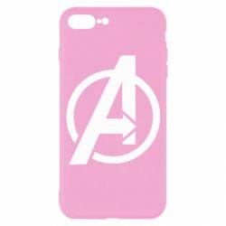 Чохол для iPhone 7 Plus Сaptain Аmerica logo