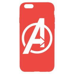 Чохол для iPhone 6/6S Сaptain Аmerica logo