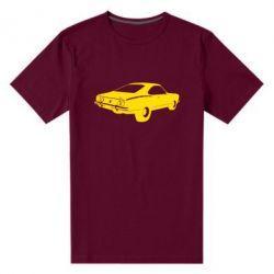 Купить Hellascotch, Мужская стрейчевая футболка Ford mustang, FatLine