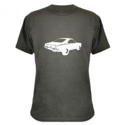 Купить Hellascotch, Камуфляжная футболка Ford mustang, FatLine