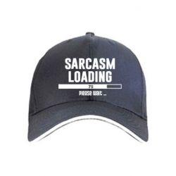 Кепка Sarcasm loading