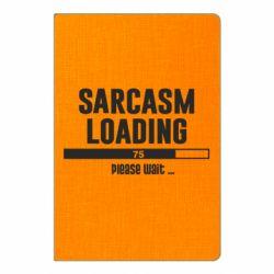 Блокнот А5 Sarcasm loading