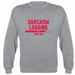 Реглан (світшот) Sarcasm loading