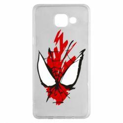 Чохол для Samsung A5 2016 Сareless art Spiderman